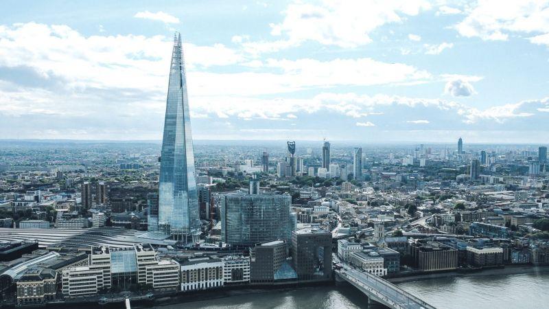 高層ビルがかつてない人気を集めるロンドン