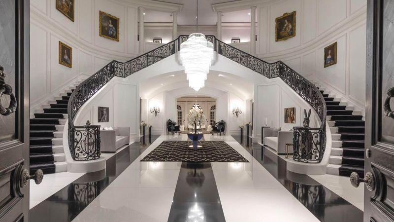 ロサンゼルスの大豪邸、約130億円で売却価格の記録更新