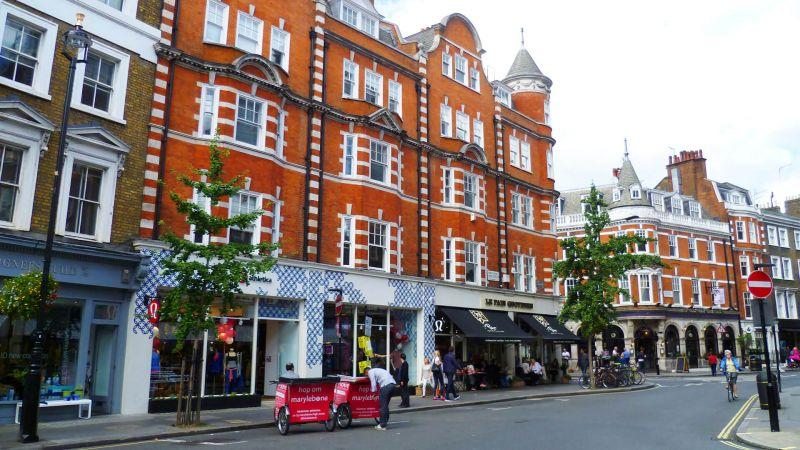 テック企業社員、ロンドンの高級賃貸需要を牽引